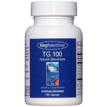 Allergy Research Group - TG 100 100 caps [Health and Beauty]