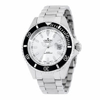 Croton Men's Stainless Steel Diver Watch, Black, 1 ea