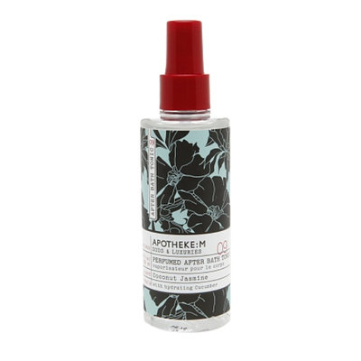 Apotheke:M Coconut Jasmine Perfumed After Bath Tonic - 6.5 oz