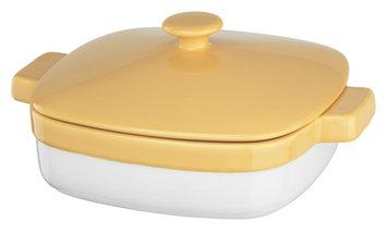 KitchenAid 2.8 Quart Streamline Ceramic Casserole Dish - Buttercup
