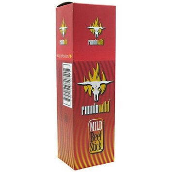 Runnin' Wild Foods Runnin Wild Foods Beef Sticks Jalapeno & Cheese - 18 - 1.25 oz packages