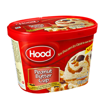 Hood Peanut Butter Cup Ice Cream
