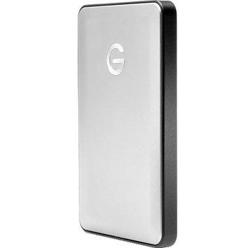 G-tech G/DRIVE! mobile! USB/C!1000GB Silver