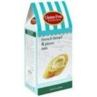 Gluten Free Pantry Glutino French Bread & Pizza Mix, Wheat Free, Gluten Free, 22 oz.