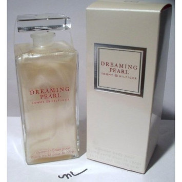 Tommy Hilfiger Dreaming Pearl Shimmer Body Pour Body Lotion 6.6oz