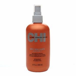 CHI Deep Brilliance Silkeratin 17 Hair Fortifying Treatment