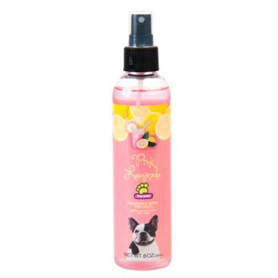 Top Paw Pink Lemonade Fragrance Dog Spray