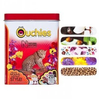 Ouchies Natural History Museum Girls Adhesive Bandages, 20 Count