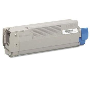Oki Laser Cartridge for Oki C6150, High Yield, Black - Kmart.com