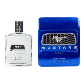 Men's Mustang Blue by Blossom Concepts Aftershave - 3.4 oz