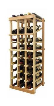 Wine Enthusiast Vintner Series Wine Rack - Diamond Bin w/Face Trim