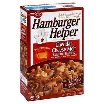 Betty Crocker Hamburger Helper Cheddar Cheese Melt - 12 Pack
