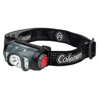 Coleman Headlamp LED HP Multicolor - Black/Gray/Red