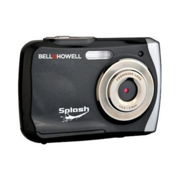 Bell & Howell BELL & HOWELL WP7BK BLACK WATERPROOF DIGITAL CAMERA SPLASH