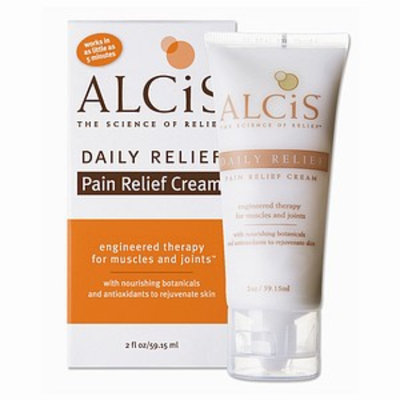Alcis Daily Relief Pain Relief Cream