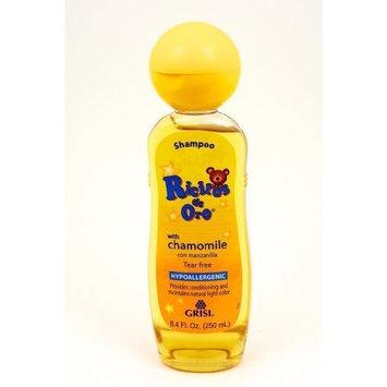 Grisi Ricitos de Oro Hypoallergenic Chamomile Shampoo - 8.4 Oz.