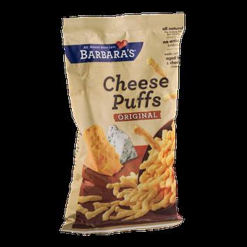 Barbara's Cheese Puffs Original