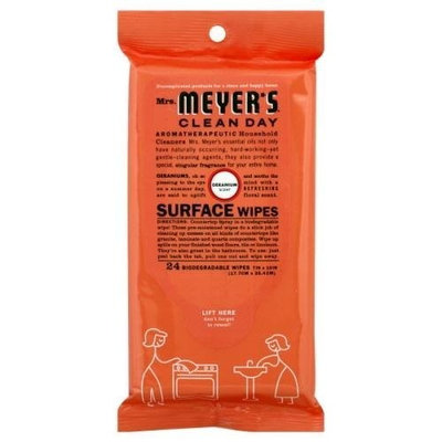 Mrs. Meyer's Clean Day Surface Wipes Geranium