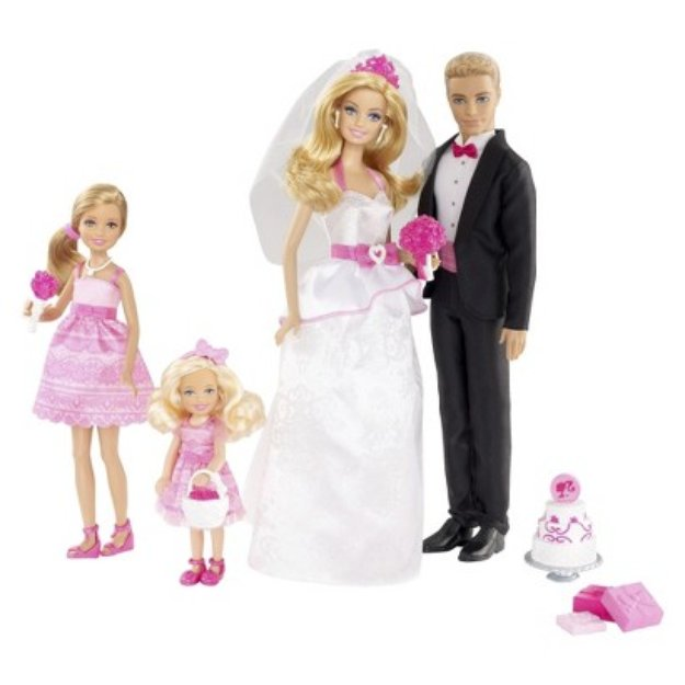 Barbie Bridal Set