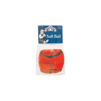 DDI 1187035 Baby Soft Sports Balls Ast Case Of 6