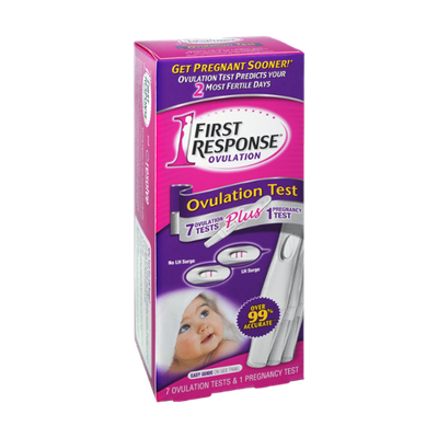 First Response Ovulation Test