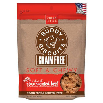Cloud Star Grain Free Soft & Chewy Buddy Biscuits Dog Treats
