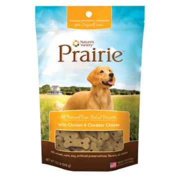 Nature's Variety Prairie Nature's VarietyA PrairieA Oven-Baked Dog Treat