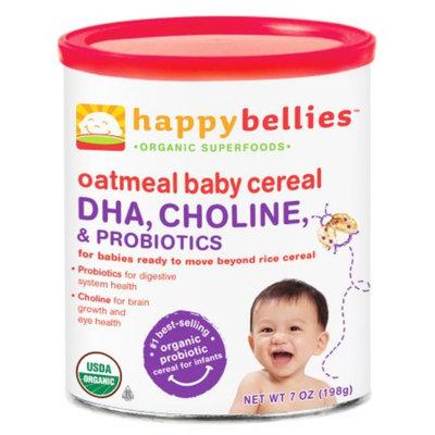 Happy Bellies Organic Super Cereals DHA