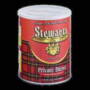 Stewarts Private Blend Coffee