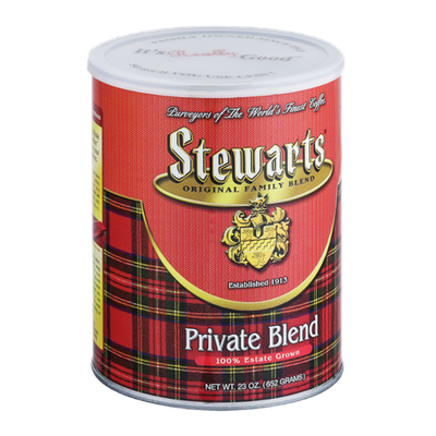 Stewarts Private Blend Coffee