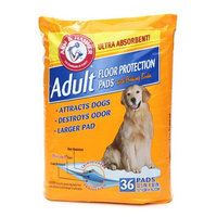 ARM & HAMMER™ Adult Floor Protection Pads with Baking Soda