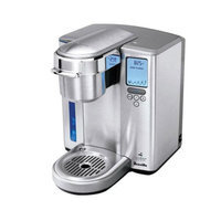 Breville BKC700XL Gourmet Single-Serve Coffeemaker w/ Breville BKC100 K-Cup Caro