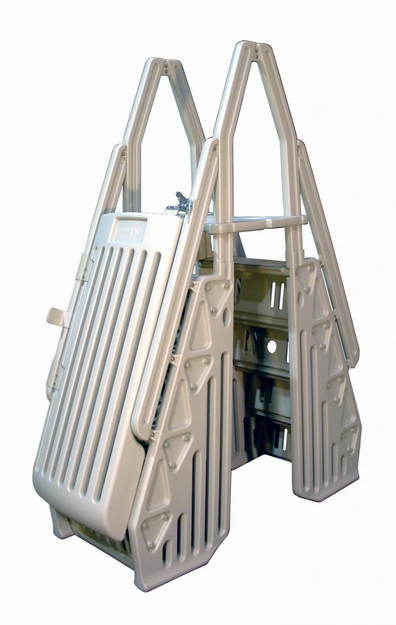 Swim Time Neptune A-Frame Entry System for Above Ground Swimming Pools