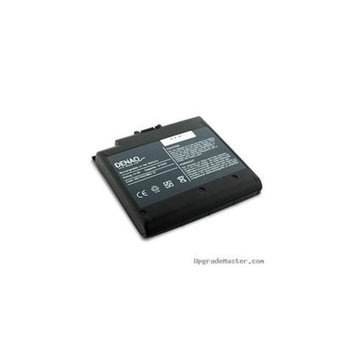 Denaq DQ-PA3166U-12 High Capacity Battery for Toshiba Satellite 1905-S278 Laptops- 6600mAh