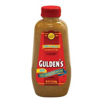 Conagra Foods, Inc GULDEN'S Stone Ground Dijon Mustard, 12 ounces