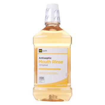 DG Health Antiseptic Mouth Rinse - Original, 1.5 liter