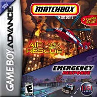 Gamestop Matchbox Missions Double Pack