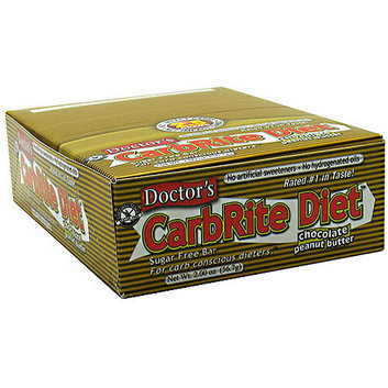 Doctor's CarbRite Diet Chocolate Peanut Butter Bars