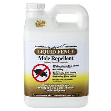 Liquid Fence Mole Repellent, 2.5-Gallon Concentrate