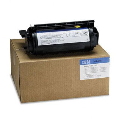 Ibm IBM 75P4305 Toner Cartridge, Extra High-Yield, Black