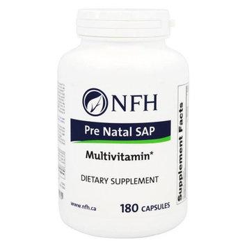 NFH - Pre Natal SAP Multivitamin - 180 Capsules