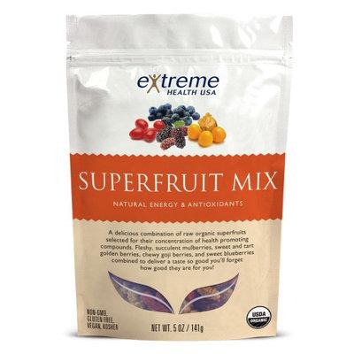 Raw Superfruit Mix-Organic Extreme Health USA 13oz Bag