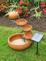 Koolscapes Solar Cascading Fountain - Koolatron