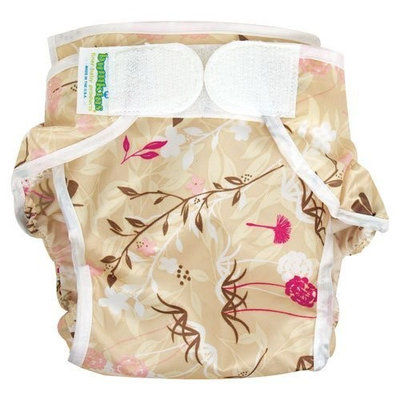Bumkins Diaper Cover- Flutter Floral Small