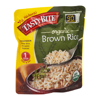 Tasty Bite Organic Brown Rice