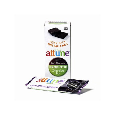 Attune Foods Probiotic Wellness Bar