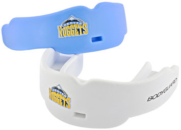 Bodyguard Pro NBA Youth Mouth Guard Team: Denver Nuggets