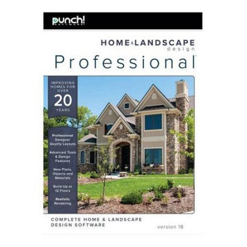 WD Encore 8129744 Punch Home Landscape Pro V18 (Email Delivery)