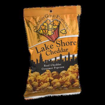 Lake Shore Cheddar Real Cheddar Gourmet Popcorn
