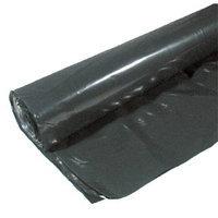 Berry Plastics 16' X 100' 4 ML Tyco Polyethylene Black Plastic Sheeting